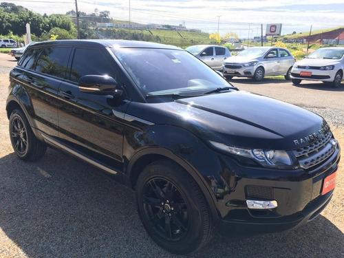 Imagem 1 de 8 de Land Rover Range Rover Evoque 2.0 Pure 4wd 16v 2013