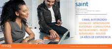 Saint Licencias Canal Autorizado - Asesorias - Implantacion