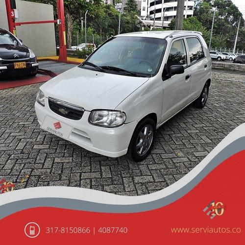 Chevrolet Alto Edición Especial 2004 1.0 Mt