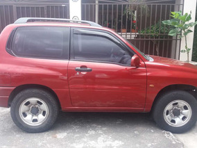 Suzuki Grand Vitara, 4x4, Gasolina, Manual, 1600 Cc, 2001