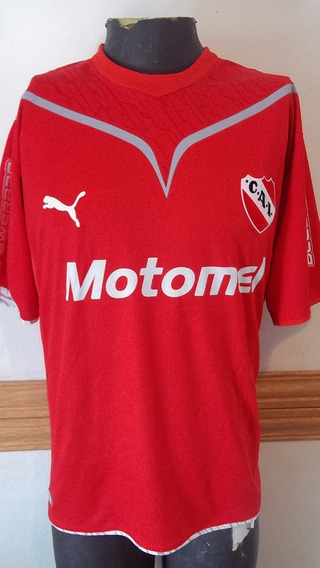 Camiseta De Independiente #10 De La Temp. 2009 Talle L Puma