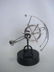 Mobile Magnético Roda Weel Perpetual Debate Pendulo