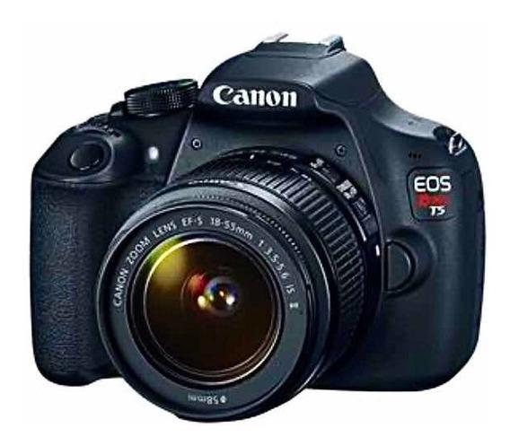 Câmera Canon Rebel T5