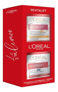 Pack Tratamiento Antiarrugas + Firmeza Crema Dia Spf 30