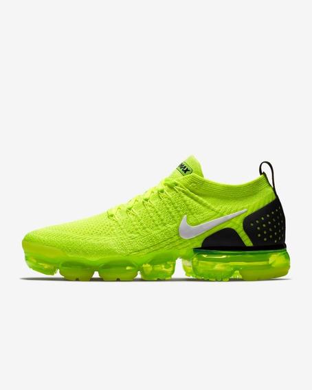 Tênis Nike Vapor Max 2.0 Masc & Fem Kit C/ 2 Pares De Meias