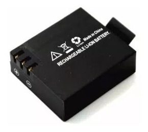 Bateria Multilaser Camera Atrio 4k Dc185 Dc301 100 % Orig.