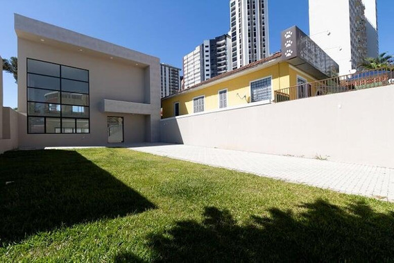 Loja Para Alugar, 191 M² Por R$ 9.600,00/mês - Bigorrilho - Curitiba/pr - Lo0134