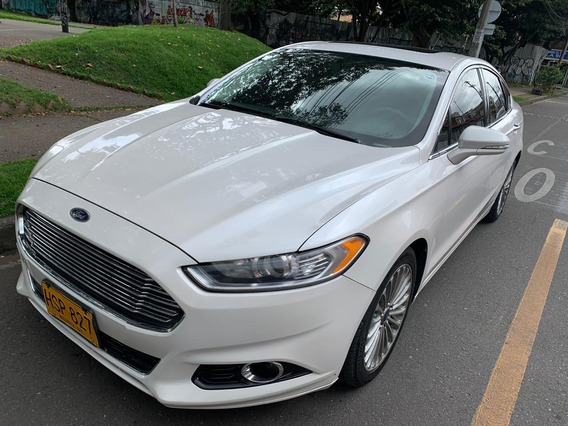 Ford Fusion Titanium Sedan 2.000cc Mod 2014