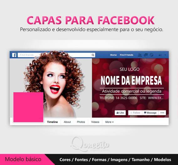 Capa P/ Facebook
