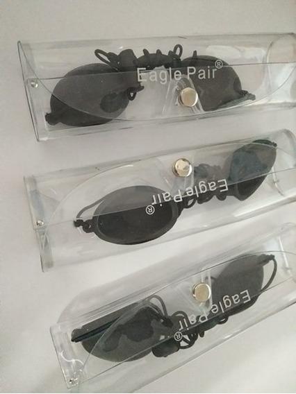 Lentes Gafas Googles Ipl Bronceado Laser Case Envio Gratis