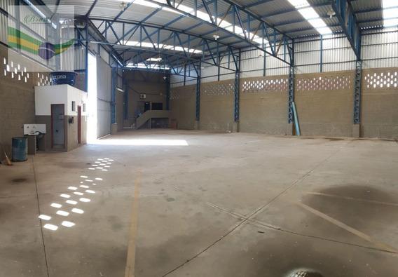 Galpão/pavilhão Para Alugar No Bairro Santana Em Cariacica - Ga0004-2