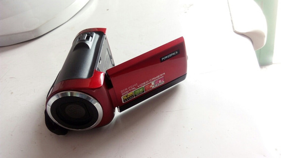 Filmadora Power Packe