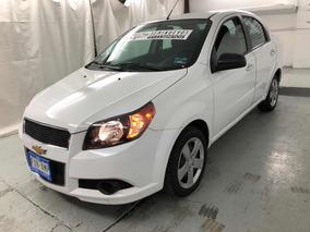 Chevrolet Aveo 1.6 Lt Bolsas De Aire Y Abs Manual 2017
