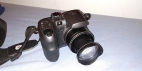 Câmera Semiprofissional Ge X400 14.1mp
