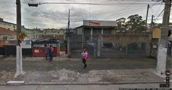Terreno Residencial Para Venda E Locação, Ipiranga, São Paulo - Te1620. - Te1620