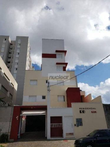 Imagem 1 de 23 de Apartamento Com 2 Dormitórios À Venda, 34 M² Por R$ 240.000,00 - Jardim Vila Formosa - São Paulo/sp - Ap2111