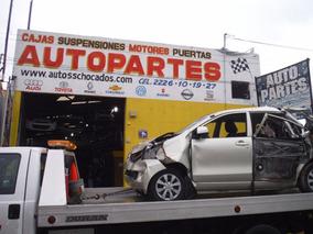 Toyota Avanza 2014 Por Partes Refacciones Desarmo Piezas