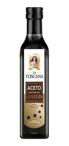 Aceto Balsámico Reducción La Toscana 250 Ml