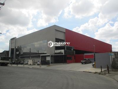 Galpao - Cidade Industrial Satelite De Sao Paulo - Ref: Ga18 - L-ga18
