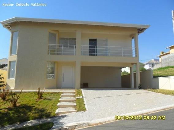 Casa Em Condomínio Para Venda Em Valinhos, Jardim Recanto, 3 Dormitórios, 3 Suítes, 1 Banheiro, 4 Vagas - Ca 038