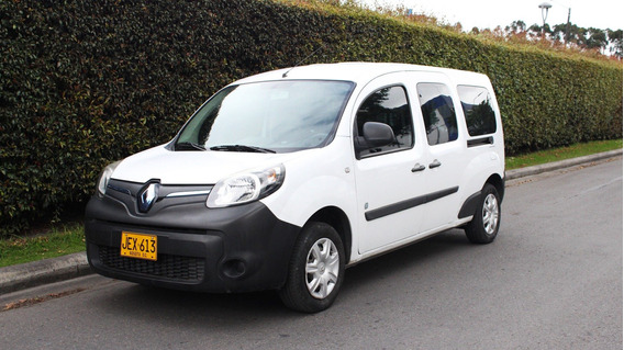 Renault Kangoo Eléctrico
