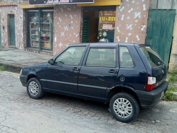 Fiat Uno Mille 1.0 Fire Flex 5p 2007