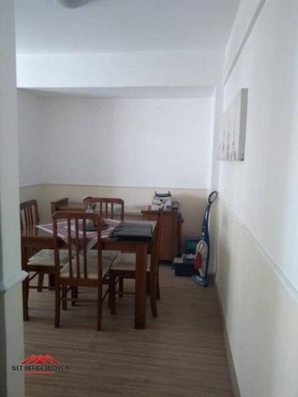 Apartamento Residencial À Venda, Jardim São Dimas, São José Dos Campos. - Ap0937