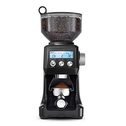 Breville Bcg820bksxl Molino Café Espresso 18 Tazas 165 Watts