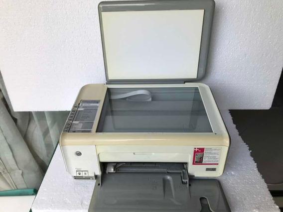 Impressora Multifuncional Hp Photosmart C3180 S/fonte E Cart
