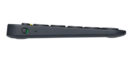 Teclado Bluetooth® Multidispositivo K380 Logitech