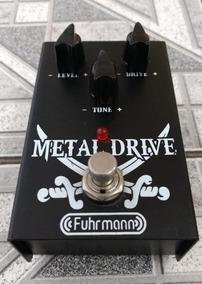Pedal Fuhrmann Metal Drive + Fonte