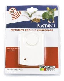 Repelente Eletronico Espanta Ratos E Morcegos Bivolt