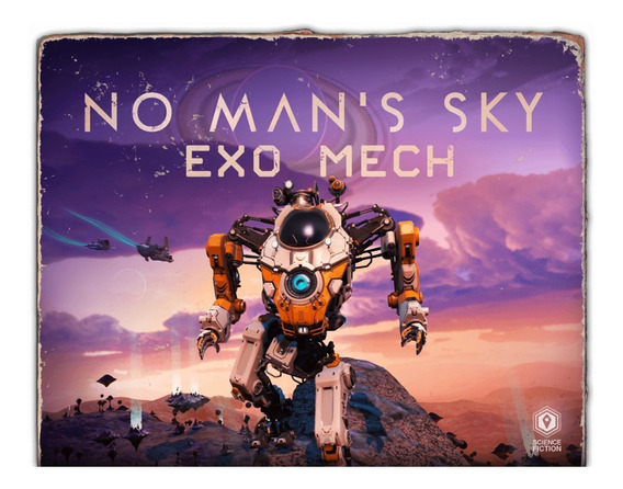No Mans Sky Exo Mech - Pc Mídia Digital