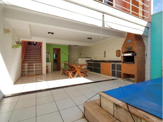 Casa Em Parque Residencial Jaguari, Americana/sp De 147m² 3 Quartos À Venda Por R$ 450.000,00 - Ca424636