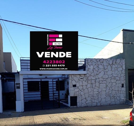 Casa Venta La Plata Tolosa Oportunidad 3 Dormitorios