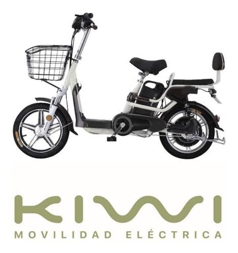 Nueva Moto Eléctrica Kiwi Carrot