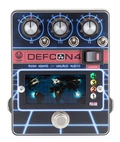 Defcon4 Preamp Eq Boost Walrus Audio
