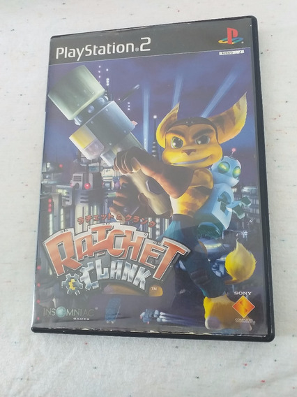 Ratchet Clank Jp Ps2 Original Campinas