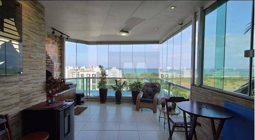 Imagem 1 de 24 de Apartamento Com 2 Dormitórios À Venda, 95 M² Por R$ 590.000,00 - Glória - Macaé/rj - Ap0006
