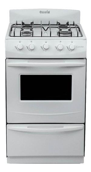 Cocina Escorial Candor 50cm Gas Natural / Gas Envasado.