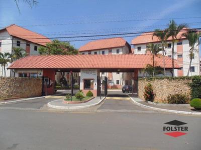Apartamento Residencial Para Locação, Jardim São Francisco, Santa Bárbara D
