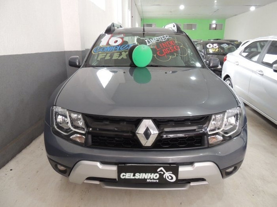 Duster 1.6 Dynamique 4x2 16v Flex 4p Manual