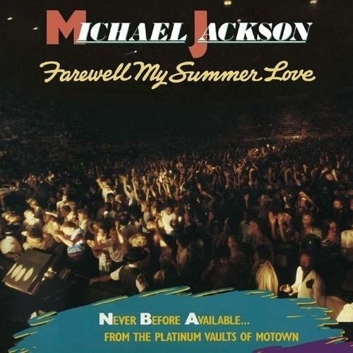 Cd - Michael Jackson - Farewell My Summer Love