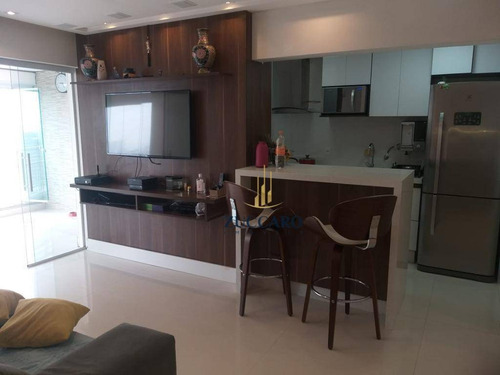 Apartamento À Venda, 94 M² Por R$ 820.000,00 - Jardim Santa Mena - Guarulhos/sp - Ap16222