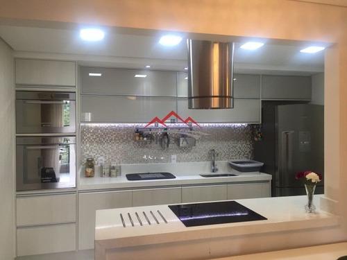Belíssimo Apartamento De 110 Mts A Venda No Condomínio Soneto Em Jundiaí. - Ap00104 - 68529143