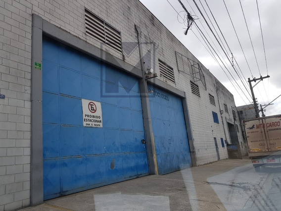 Comercial Para Aluguel, 0 Dormitórios, Vila Galvão - Guarulhos - 1085
