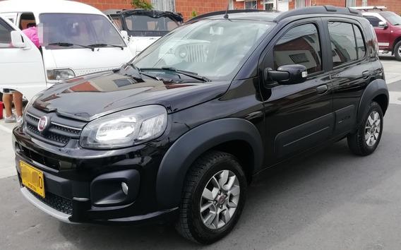 Fiat Uno Way 2020 Negro 5 Puertas