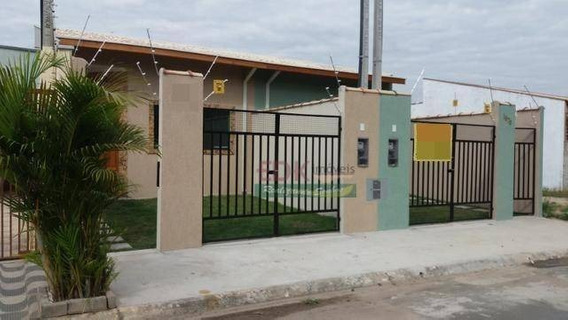 Casa Com 3 Dormitórios À Venda, 90 M² Por R$ 280.000 - Quiririm - Taubaté/sp - Ca2276