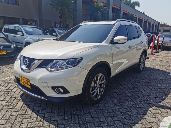 Nissan X-trail Exclusive 2.5 4x4 Automatica 2017