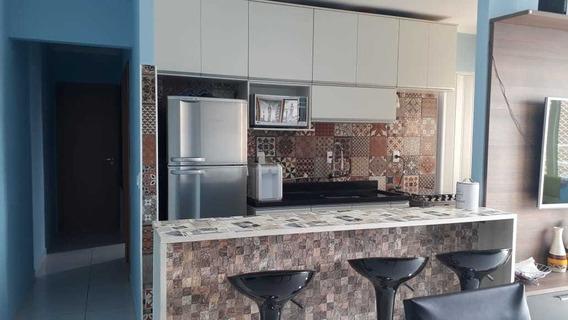 Apartamento Padrão Em Bragança Paulista - Sp - Ap0264_brgt